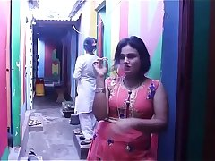 hot heavy smoker prostitute love short movie