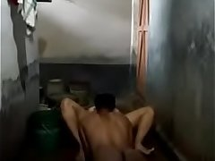 brother and sister getting hot in bathroom