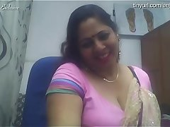 Indian Aunty in Pink saree taking dildo in ass. Sign up free for her free live shows at  tinyurl.com/realcamfun