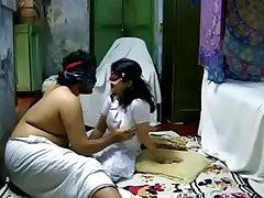 Indian College Girl Savita In White Shalwar Suit Fucked